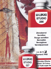 Lukas, Studio Superfini Terra Ombra Bruciata