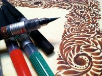 Pentel, Colour Brush Azzurro