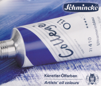 Schmincke, College 200ml. Cyano College