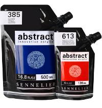 Sennelier, Abstract Bronzo Iridescente