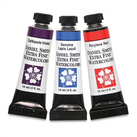 Daniel Smith, Extrafine tubo 15ml. Ultramarine Violet