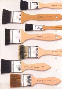 Da Vinci, Piatto, Corto Serie 585 misura n° 50
