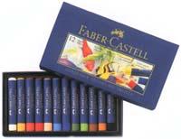 Confezioni Faber-Castell Oil Pastels set 12 colori