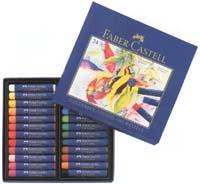 Confezioni Faber-Castell Oil Pastels set 24 colori
