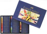 Confezioni Faber-Castell Oil Pastels set 36 colori