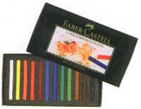 Confezioni Faber-Castell Crete Polychromos set 12 colori