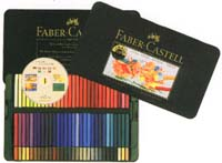 Confezioni Faber-Castell Crete Polychromos set 120 colori