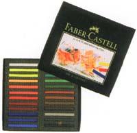 Confezioni Faber-Castell Crete Polychromos set 24 colori
