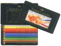 Confezioni Faber-Castell Polychromos set 24 colori