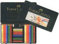 Confezioni Faber-Castell Polychromos set Trimo