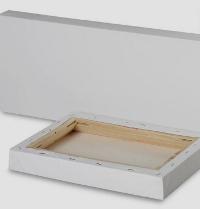 Cassonetto 3,5 tela BN Telaio mis.50x100 a.c.