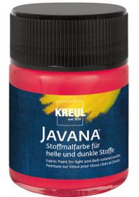 Javana, Textil Fluorescente Arancio Fluorescente