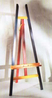 Mabef Cavalletto a lira colorato