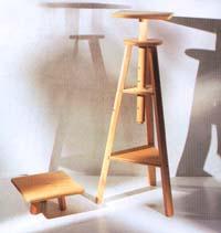 Mabef Trespolo scultore da tavolo