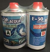 Prochima, Resina Epossidica E 30 Resina epossidica E30 Effetto acqua 800gr.