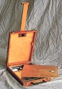 Winsor&Nawton Cassetta cavalletto da tavolo