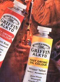 Winsor&Newton, Griffin Giallo di Cadmio Medio