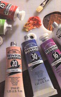 Winsor&Newton, Winton 200 ml. Nero di Bugie